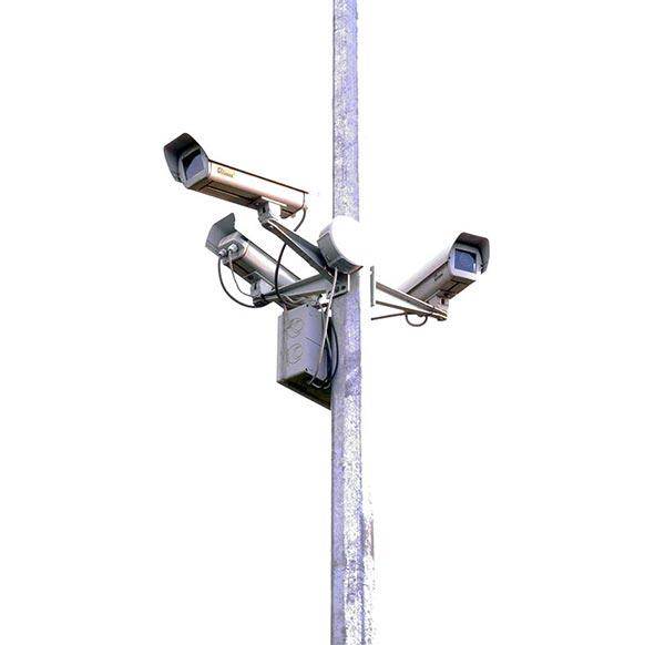 опоры для видеонаблюдения